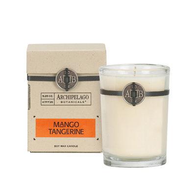 Archipelago Signature Soy Wax Candle - Mango Tangerine