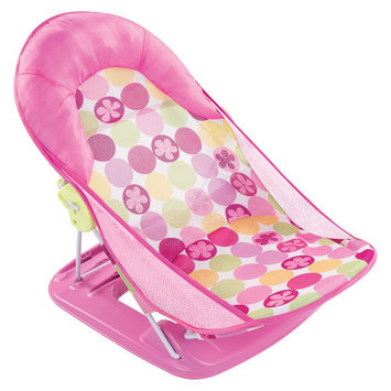Summer Infant Mother's Touch Deluxe Baby Bather- Pink