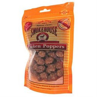 Smokehouse Pet Products 25091 4 Oz Chicken Poppers