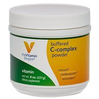 Vitamin Shoppe Buffered C-Complex Powder - 8 Ounces Powder - Vitamin C Complex