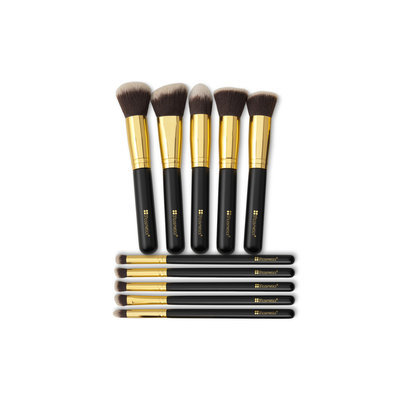 Sculpt and Blend - 10 Piece Brush Set