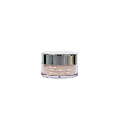 New CID Cosmetics i-Finish Translucent Loose Powder- Light