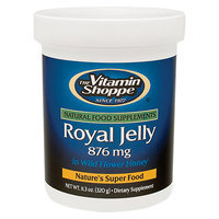 Vitamin Shoppe Royal Jelly In Wildflower Honey