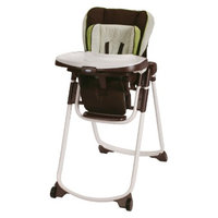 Graco Slim Spaces Highchair - Go Green