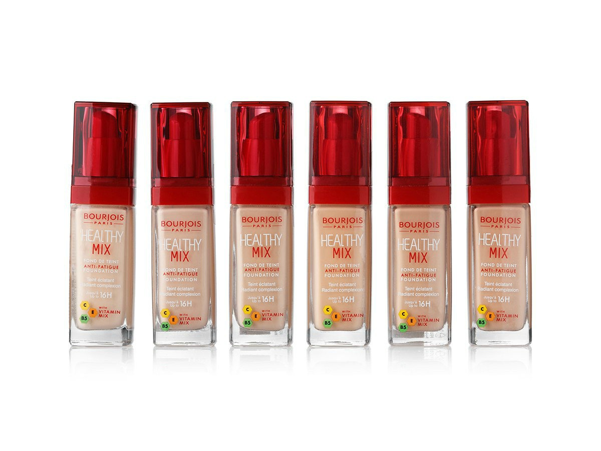 Bourjois Healthy Mix Anti-Fatigue Foundation