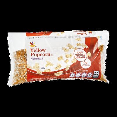 Ahold Yellow Popcorn Kernels