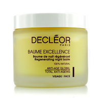 Decleor Baume Excellence Regenerating Night Balm (Salon Size) 100ml/3.3oz
