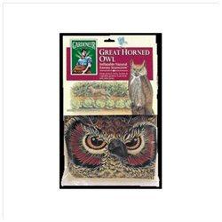 Gardeneer Natural Enemy Scarecrow Inflatable Owl NE-OR (Set of 12)