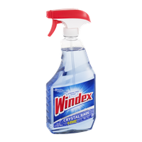Windex Crystal Rain Glass Cleaner