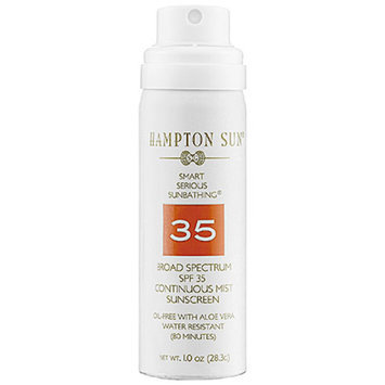 Hampton Sun SPF 35 Continuous Mist Sunscreen 1 oz