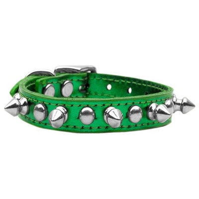 Mirage Dog Supplies Metallic Chaser Emerald Green Mtl 22