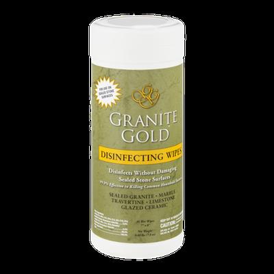 Granite Gold Disinfecting Wipes - 35 CT
