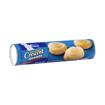 Pillsbury Place 'N Bake Original Crescent Rounds - 8 CT