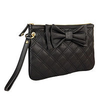 Betsey Johnson Handbags Double The Love Wristlet