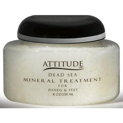 Attitude Line Lemon Salt Scrubs, 13-Ounce