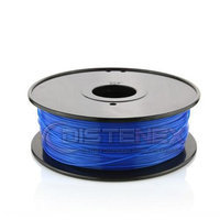 Distenex 3D Printer ABS Filament 1.75mm 1kg Spool Fluor Blue
