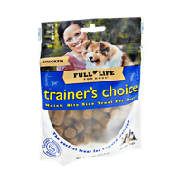 Full Life For Dogs Trainer's Choice Chicken Bite Size Treats