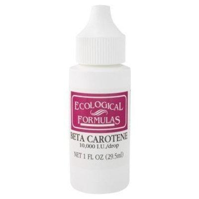 Cardiovascular Research - Beta Carotene Drops, 10,000 IU, 1 oz liquid