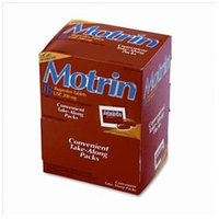 McNeil Industries MCL48152 IB Motrin- Pain Reliever- 2-PK