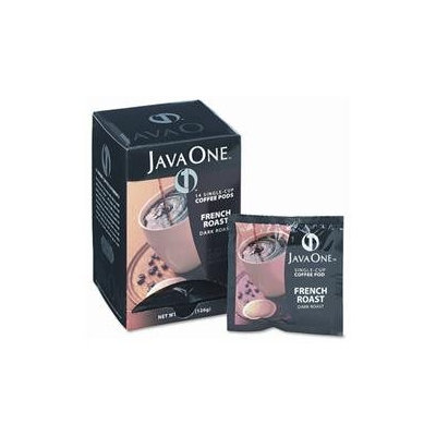 Java One Coffee Single Cup Pods, French Roast