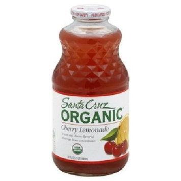 Santa Cruz Organics Santa Cruz Organic Cherry Lemonade, 32 Ounce -- 12 per case.