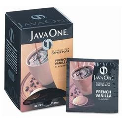 Java One Single Cup Coffee Pods - French Vanilla