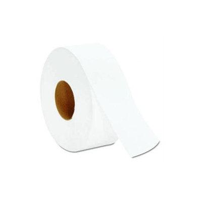 General Jumbo 2-Ply Bathroom Tissue in White