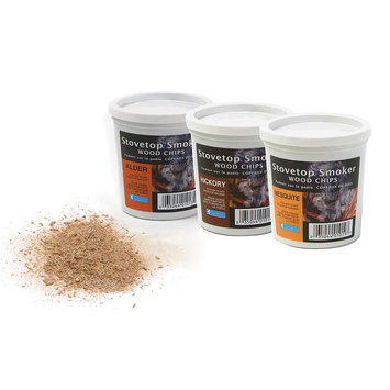 Cameron'S Products Alder, Hickory And Mesquite Wood Chips