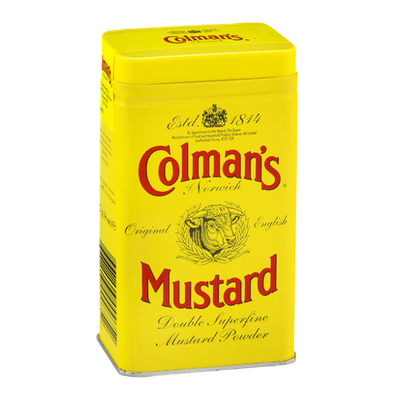 Colman's of Norwich Original English Mustard Powder Double Superfine