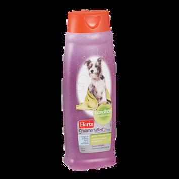 Hartz Groomer's Best Dog Shampoo Tropical Breeze
