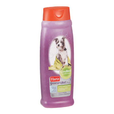 Hartz Groomer's Best Dog Shampoo Tropical Breeze