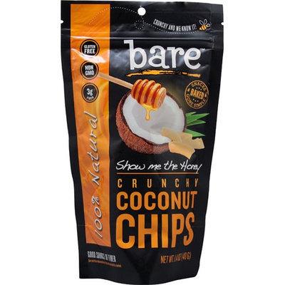 Bare Fruit - 100 Natural Crunchy Coconut Chips Show Me The Honey - 1.4 oz.