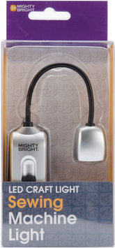 Gold Crest, Incorporated Mighty Bright Sewing Machine LED Light-Silver
