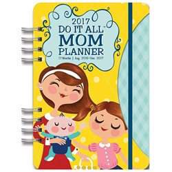 Mom's Do It All 2017 Planner