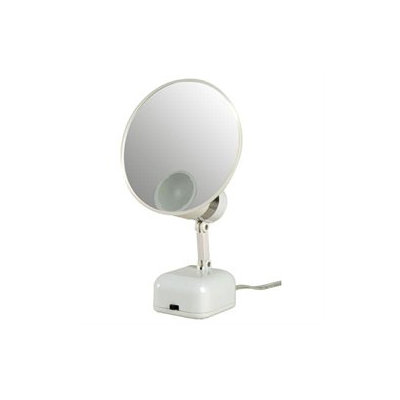 Sharper Image Floxite FL-615 15x Supervision Lighted Mirror