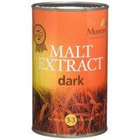 Muntons Malt Extract, Liquid, Unhopped Dark, 3.5 Pound Cans (Pack of 2)