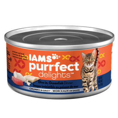 IamsA Purrfect Delight Cat Food