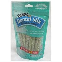 United Pet Group 26010 Dingo Dental Munchy Sticks, 10 Count