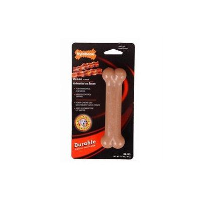 Nylabone Corp bones Nylabone Corp - bones - Dura Chew Bone Bacon- Bacon Wolf - NB103P