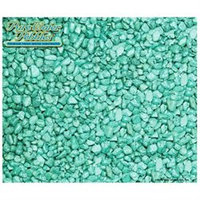 Topdawg Pet Supply Frosted Gravel Emerald Green Frost