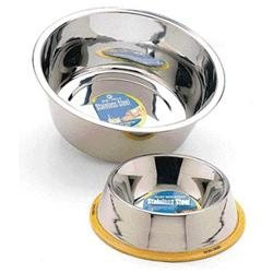 Ethical Ss Dishes Stnls Steel Mirror Pet Dish 1 Quart - 6061