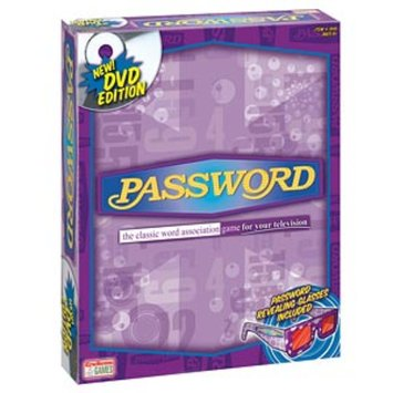 Password DVD Game Ages 18+
