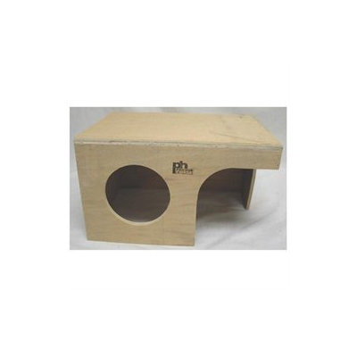 Prevue Pet Products 1123 Wood Rabbit Hut Extra Large