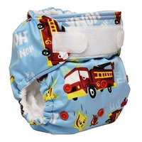 Rumparooz One Size Cloth Pocket Diaper Aplix, Ladder 6