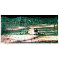 Kittywalk Systems Inc Kittywalk Systems Deck & Patio Outdoor Pet Enclosure