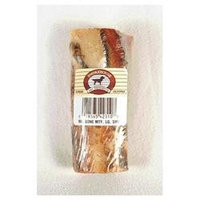 Smokehouse Brand Dog Treat Smokehouse Dog Treat Meaty Round Dog Bone Large