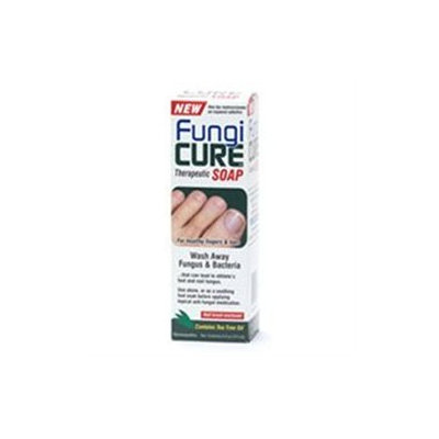 FungiCure Medicated Anti-Fungal Soap for Jock Itch, 6 fl oz