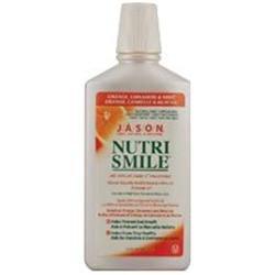 Jason Natural Products 57772 Nutrismile Mouthwash