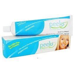 Peelu Toothpaste Peppermint - 3 oz