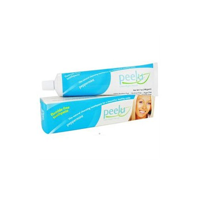 Peelu Toothpaste Peppermint - 3 oz